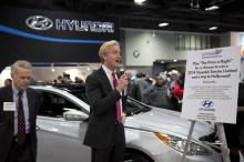 2014 WAS - Hyundai 'Price is Right' Contest