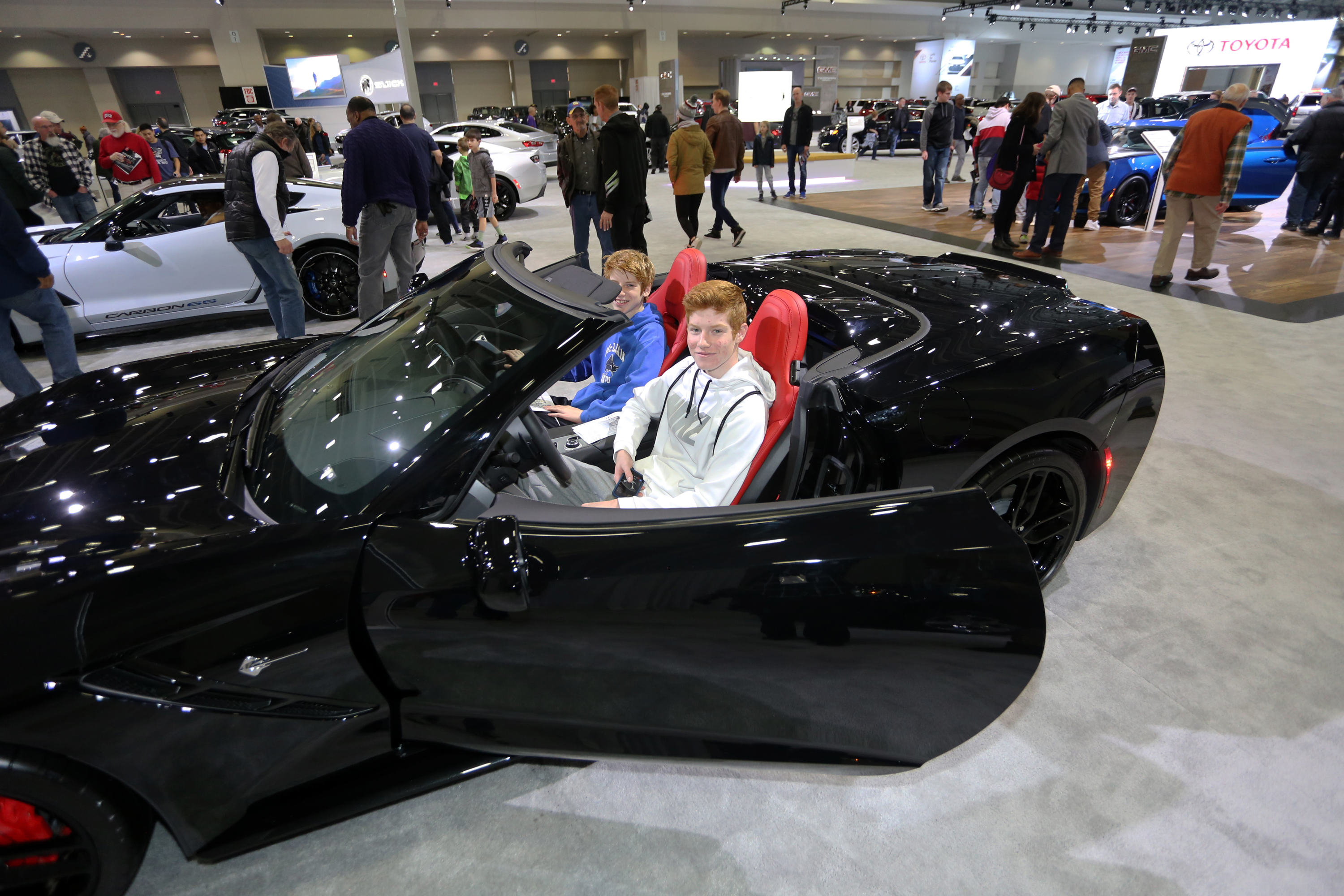 Photo Galleries Washington Auto Show - Washington car show