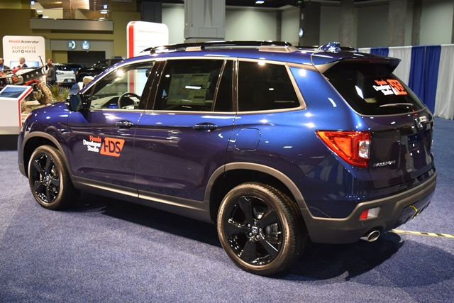 2019 WAS 2020 Honda Passport
