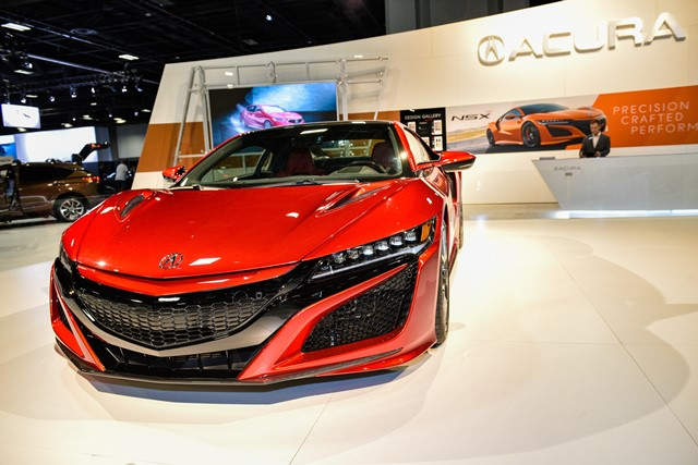 2019 WAS Acura NSX