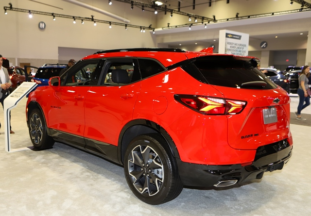 2019 WAS Chevrolet Blazer
