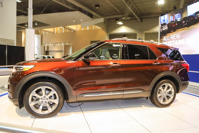 2019 WAS Ford Explorer