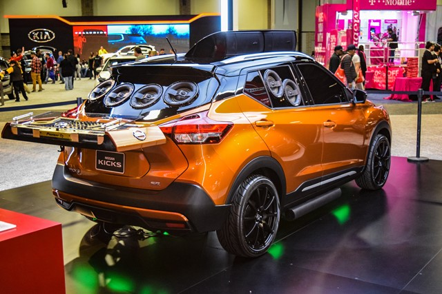 2019 WAS Nissan Kicks