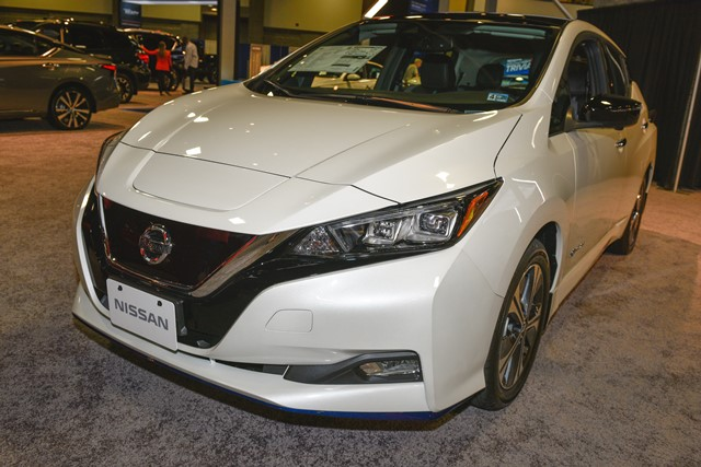 2019 WAS Nissan Leaf