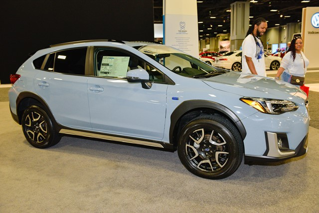 2019 WAS Subaru Crosstrek