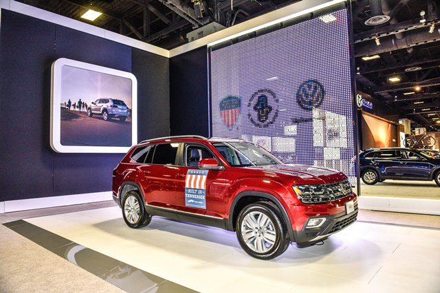 2019 WAS VW 09245