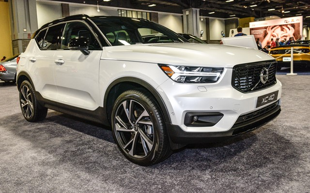 2019 WAS Volvo XC40