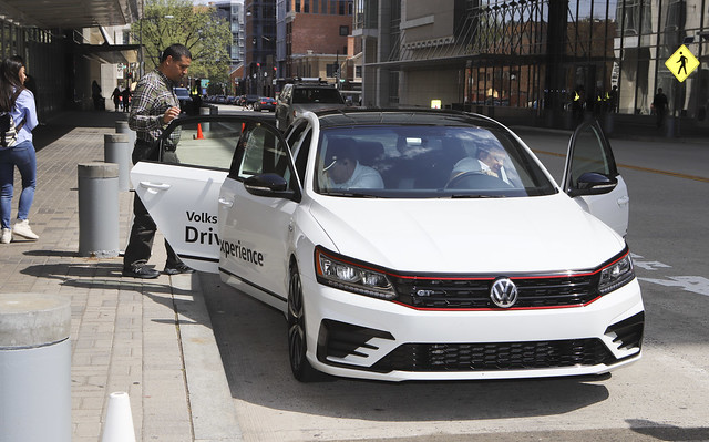 2019 WAS VW Ride and Drive 2