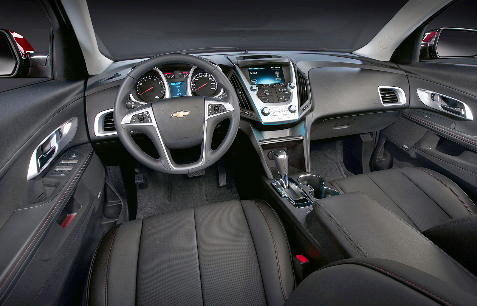 2016 Chevrolet Equinox LTZ Interior