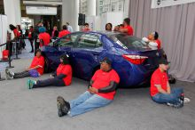 2014 WAS - Toyota 'Hands On' Contest