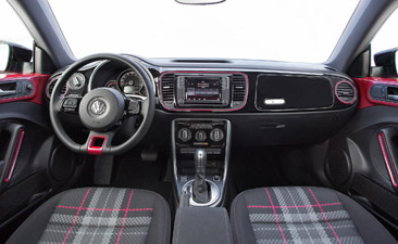 Beetle-Interior