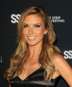 AUDRINA PATRIDGE at Sunset Strip Music Festival VIP Party